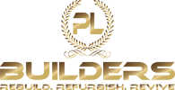 PL Builders & Restoration Logo